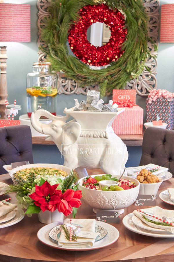 White Elephant Gift Exchange At Wedding : white elephant gift elephant gifts gift exchange tablescapes giveaway ...
