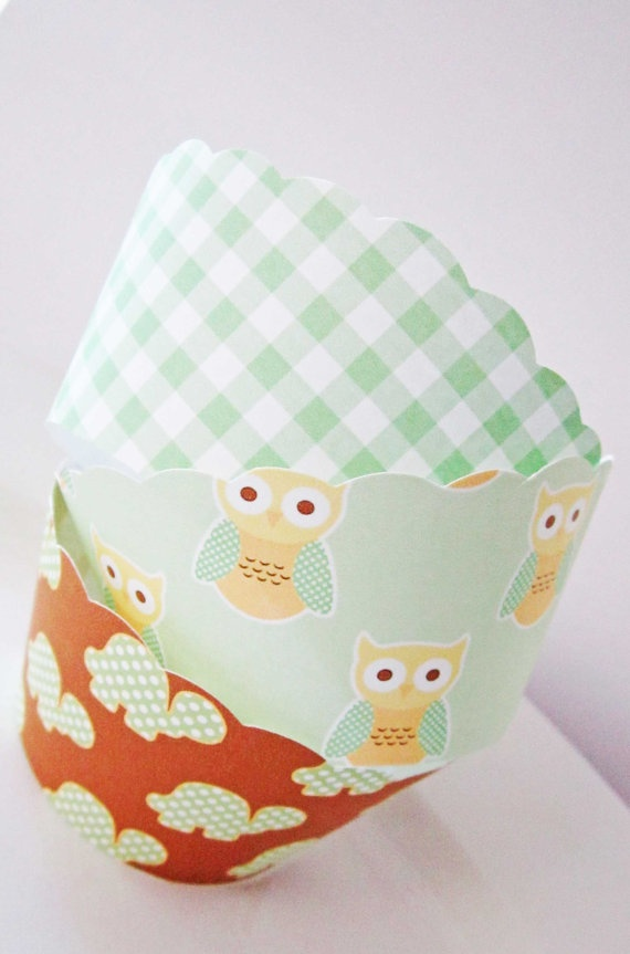 Cupcake Paper Design : 125 best CUPCAKES LINERS images on Pinterest