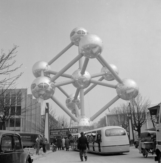 Stands Expo Universelle : Magic transistor expo universal worldfair of