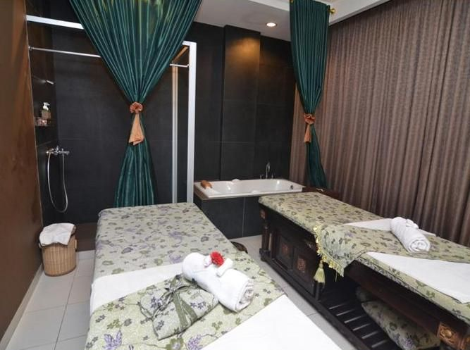 Tempat di Jakarta Dengan Treatment Aromatherapy Massage
