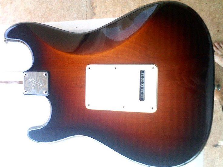 2010 USA Highway 1 Fender Stratocaster Back