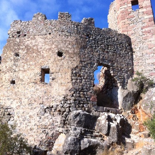 Castell Miravet II