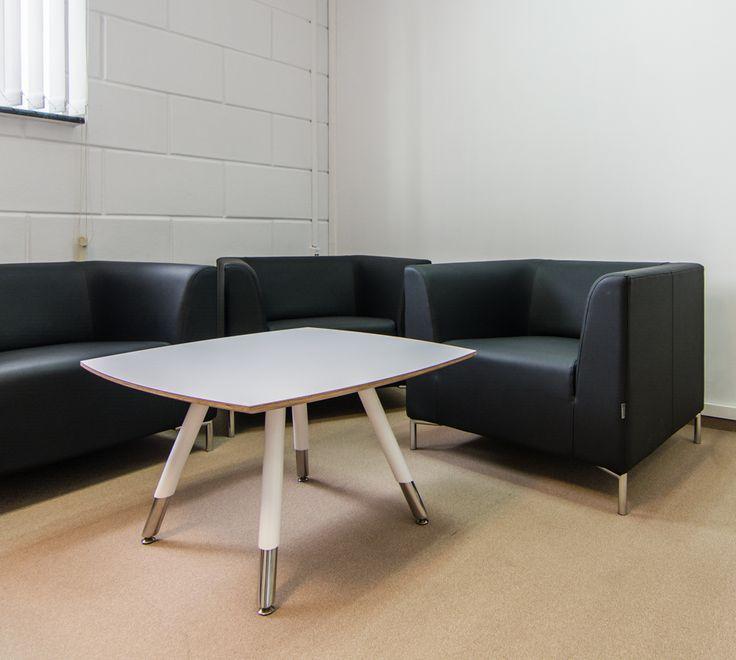 Plywood coffe table with white HPL plywood# sklejka# furniture# meble# table# stolik#