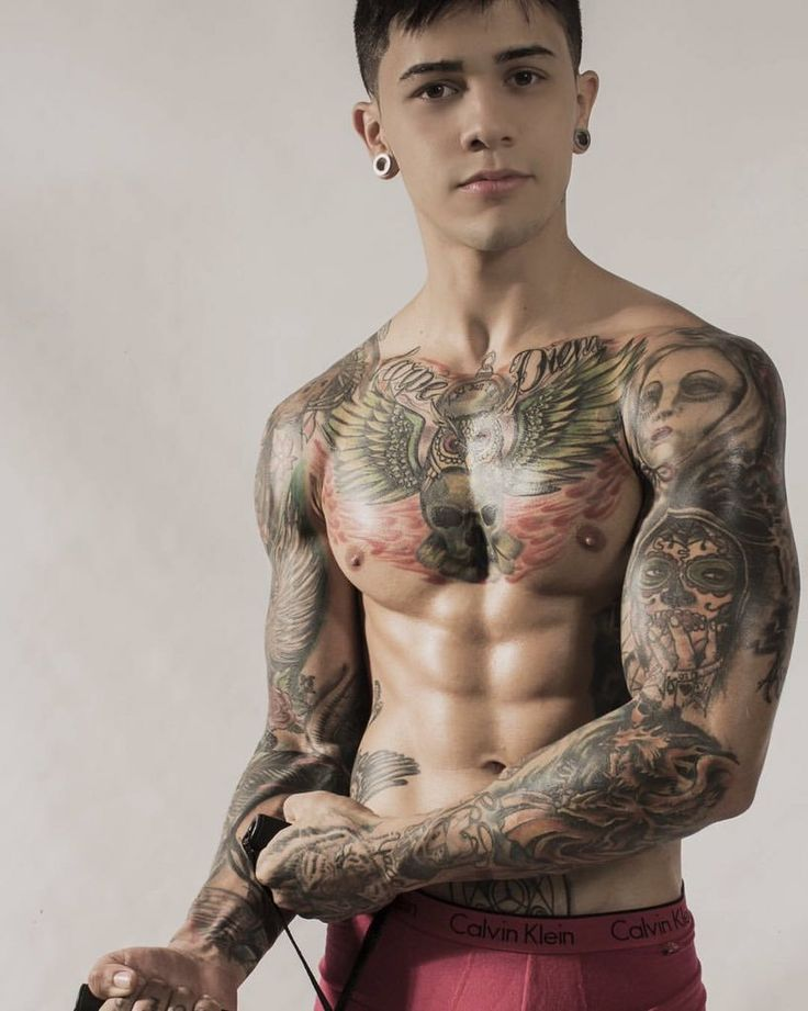 Tattoo porn gallery