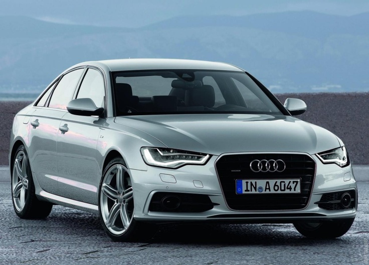 2012 Audi A6:  yes please