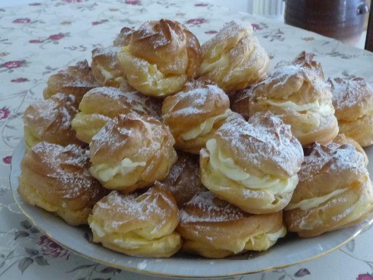 Báječné vanilkové venčeky
