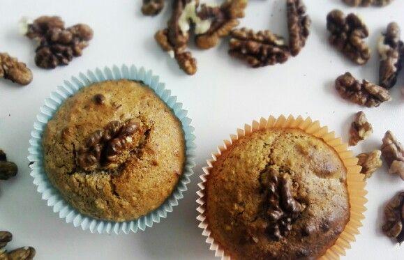 Diós-tönköly muffin :-)