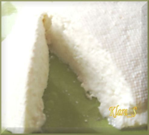 Домашний сыр Рикота