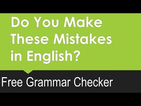 Fix Grammar & Spelling- Free Online Spell Check & Proofreading Tool & Browser Plug-in by Grammarly - YouTube