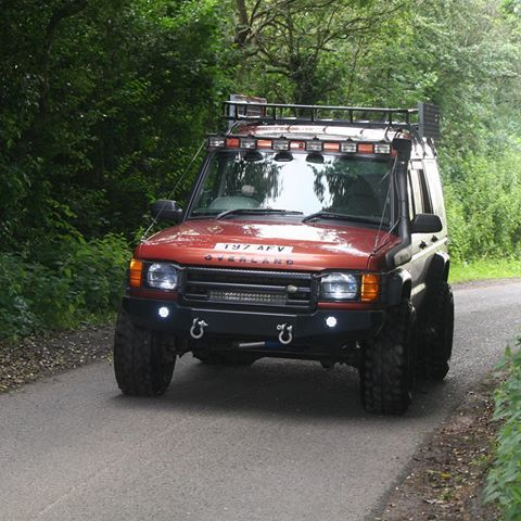 #landrover #landroverdiscovery #landroverdiscovery2 #landroverdiscoverytd5 #disco #discovery #discovery2 #discoverytd5 #offroad #overland #4x4
