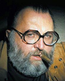 Sergio Leone. Master of the Spaghetti Western. un grande regista