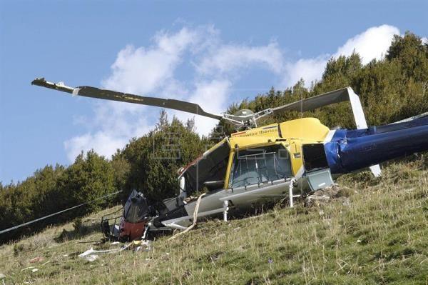 Mueren 3 empresarios mexicanos en accidente de helicóptero en Guatemala