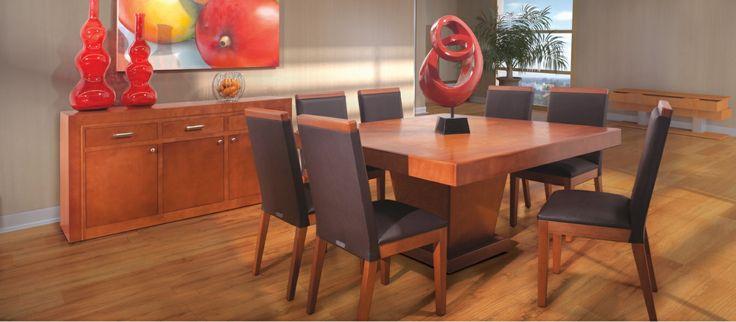 Decoración de interiores por Muebles Placencia