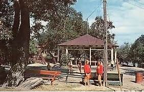 Sudbury-Ontario-Canada-Lake-Ramsey-Bell-Park-Pavilion-Vintage-Postcard ...