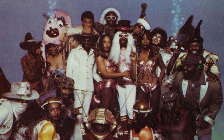 Aqua Boogie Baby Parliament Funkadelic Pinterest