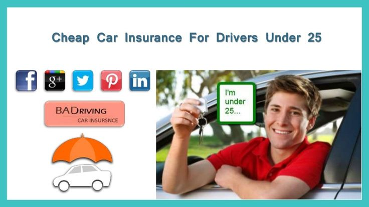 Cheap Car Insurance New Drivers Under 25