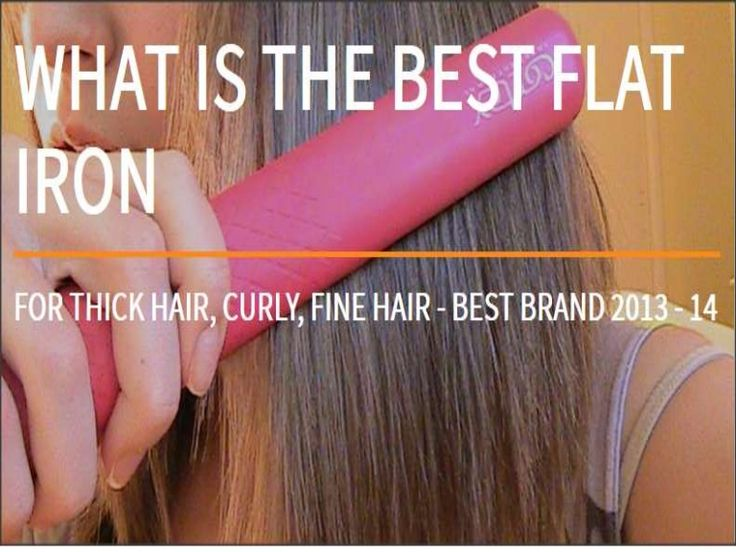 GUIDE: What is the BEST Flat Iron to Buy? 2013 - 2014 Best Flat Irons