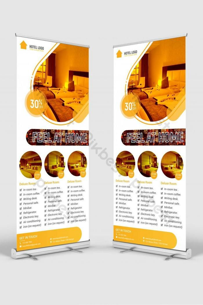 Hotel Rack Card Template Eps Free Download Pikbest Rack Card Templates Rack Card Card Template