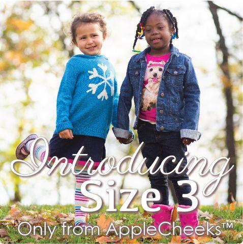 AppleCheeks Envelope Cover - Size 3 (35-65+lbs)