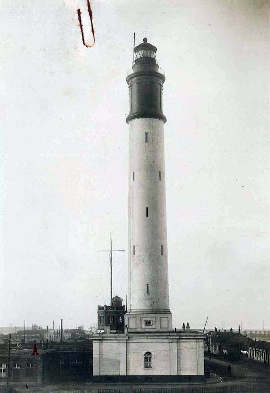 Phare de Dunkerque. 1932 Arch nat F/14/19826