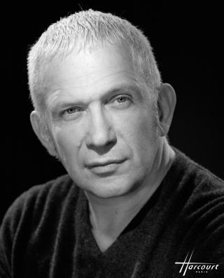 Jean-Paul Gauthier - studio Harcourt
