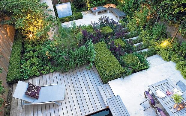 contemporary garden seating - Google Search