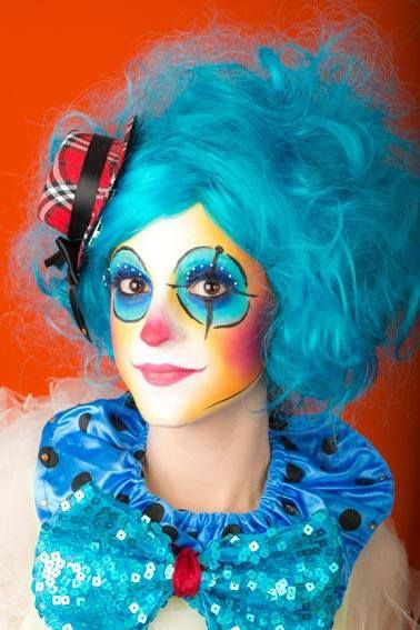Maquillaje De Payaso, Maquillaje Fantasia, Especial Maquillaje, Costume De  Clown, Carnaval Clowntje, Carnaval Disfraces Maquillajes, Maquillajes  Niños,
