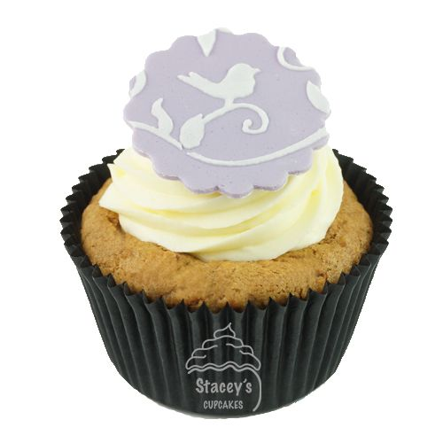 """Gourmet Hummingbird Cupcake """"Flying Free"""" by Stacey's Cupcakes www.staceyscupcakes.com.au"""