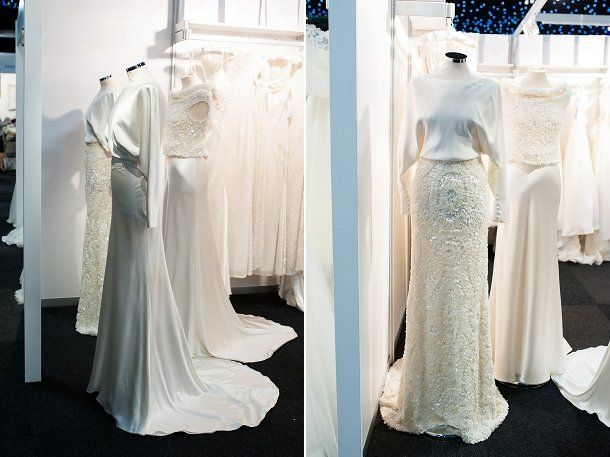 Ritva Westenius at Brides The Show | Review on www.blovedweddings.com // Photography: Fiona Kelly