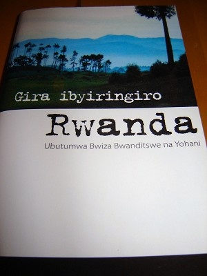 Gospel of John in Rwandan Language / Gira ibyiringiro RWANDA Ubutumwa Bwiza Banditswe na Yohani