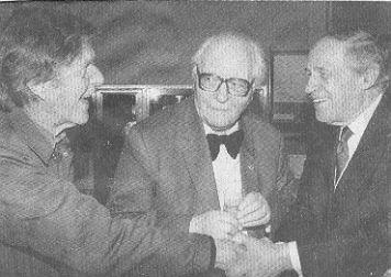 Messiaen, Boulez and John Cage!