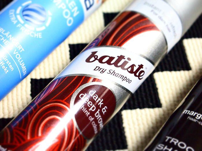 Batiste Dry Shampoo dark hair