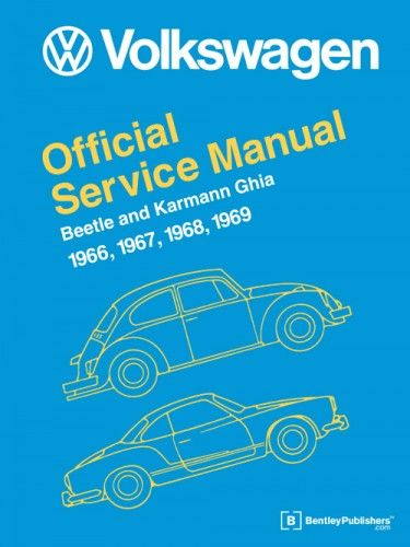 44 best vw manuals images on pinterest vw beetles vw bugs and recommended reading volkswagen bentley manual fandeluxe Gallery