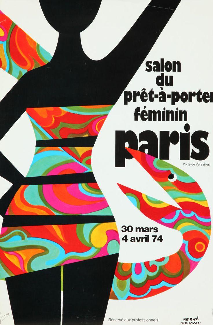 Glamidols salon du pr t porter f minin paris for Salon du pret a porter
