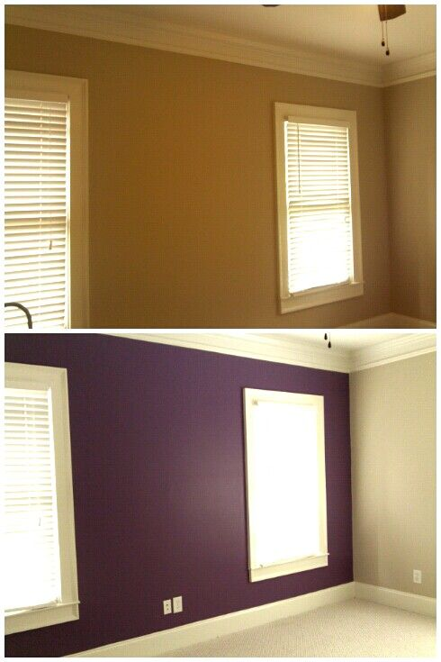 25 best ideas about purple accent walls on pinterest purple bedroom accents deep purple Purple accent wall in living room
