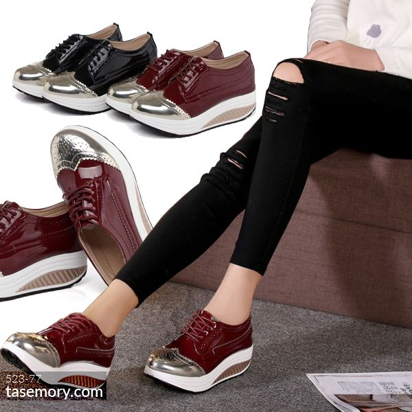 Sepatu EMORY Marthen Shoe 523-77 Terbaru