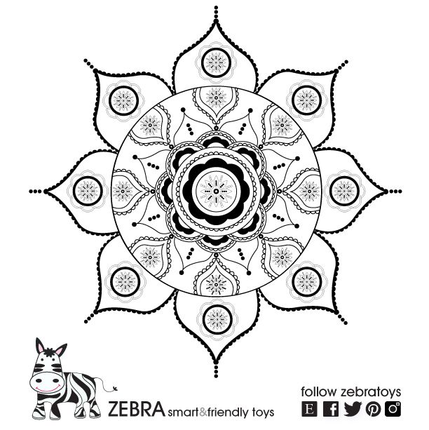 10 best bohemian printable art images on pinterest for Jewish mandala coloring pages