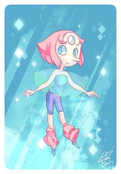 Pérola criança (Kid pearl)