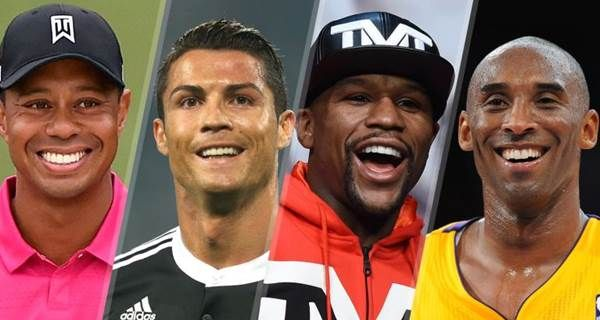 How Much Does The Highest Paid Athlete Make?