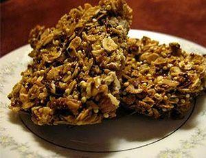 birdseed granola bars