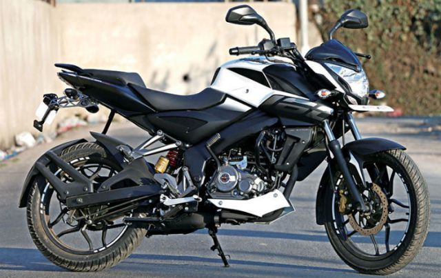 Bajaj Pulsar Ns 160 With Abs Coming Soon Pulsar Motorcycle