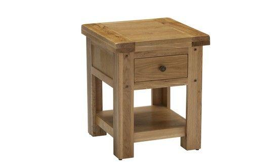 belgravia, lamp table, oak