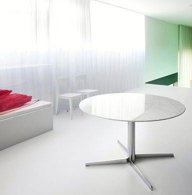 54 best images about tavoli rotondi - round tables on pinterest ... - Tavolo Rotondo Moderno Design