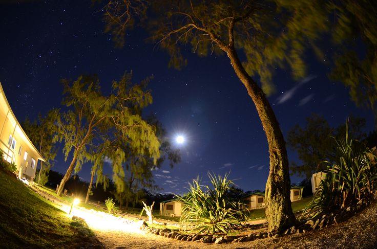 #LadyElliotIsland Resort #night #thisisqueensland #australia (Photo By Ben Southall)