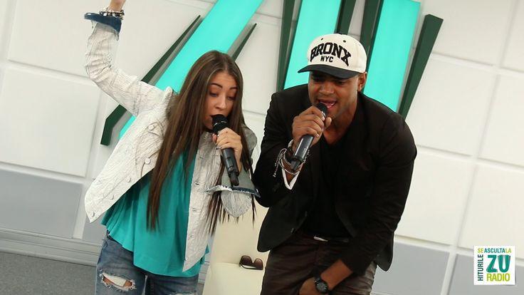 Nicole Cherry feat Mohombi - Vive la vida (Live la Radio ZU)