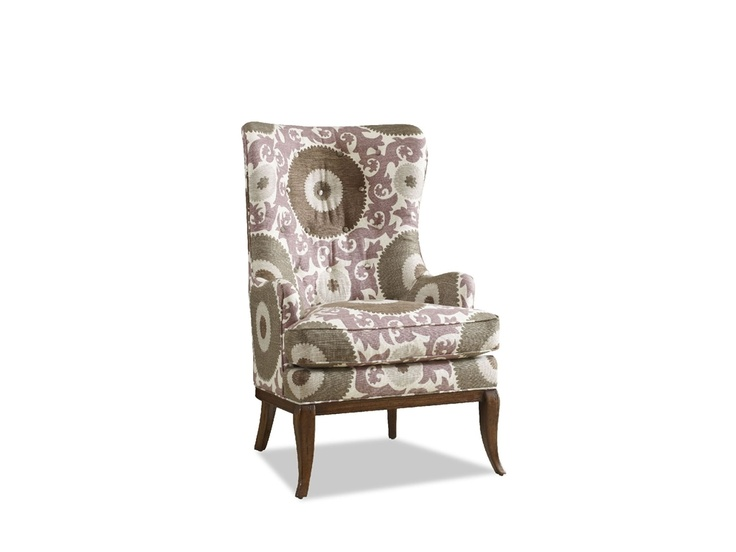 Ferguson Copeland Collection   Sherman Wing Chair