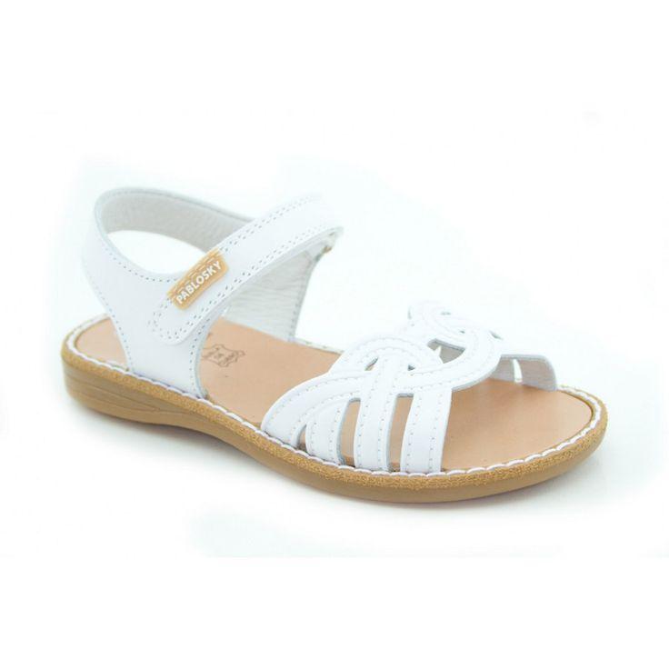 SANDALIA NIÑA TIRAS 1 PABLOSKY - Nubbala - Tiendas expertas en calzado infantil