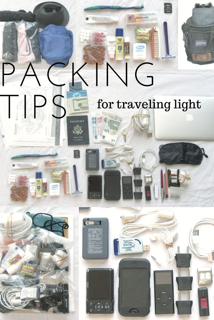 Need help with packing tips for your travel plans? Packing tips for traveling light in the 21st century. Kristan Lawson shares his finely-honed world-travelers' packing list designed to reduce weight and bulk in your luggage while keeping modern essentials. #packing #tips