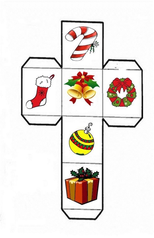 Recursos para Docentes: Story Cubes y la Navidad