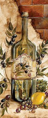 RB1236 <br> Tuscan Olive Oil <br> 8x20